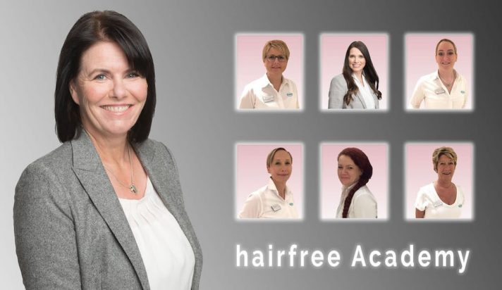Die Hairfree Academy
